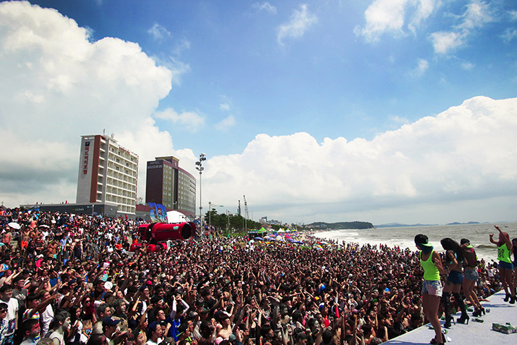 2019 Boryeong Mud Festival + KPOP Concert Departing from Seoul (by K tour  story)